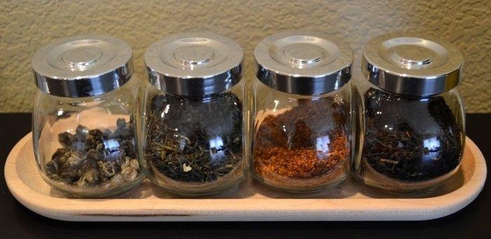 Как хранится зеленый чай