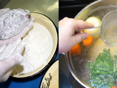 Кулинарные советы и хитрости