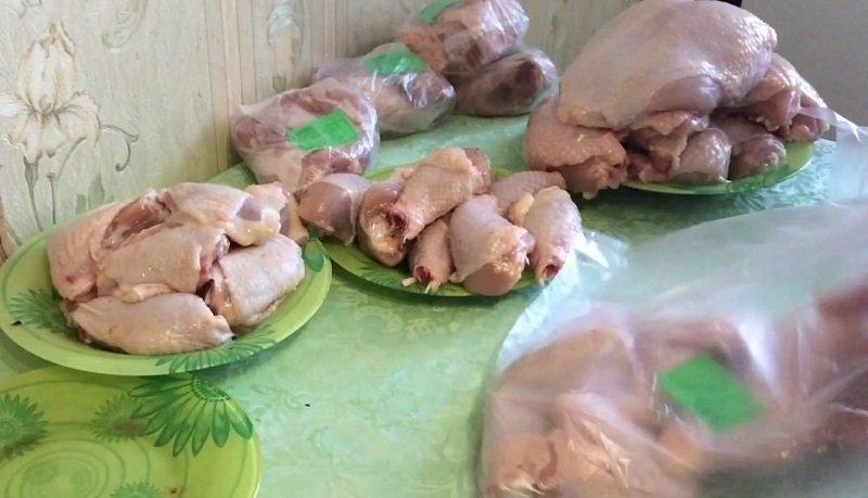 Заготовки из курицы для заморозки
