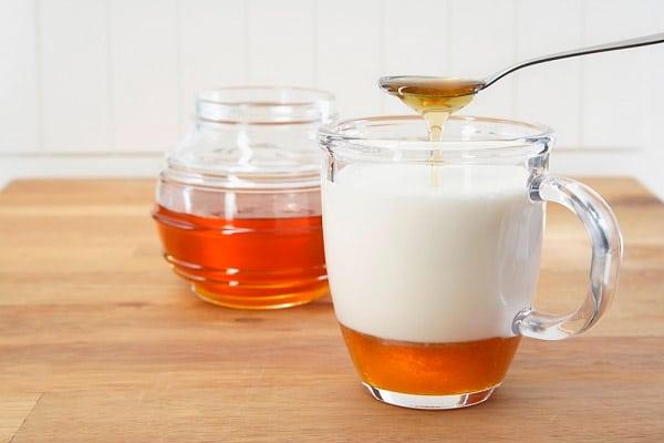 куркума с мёдом