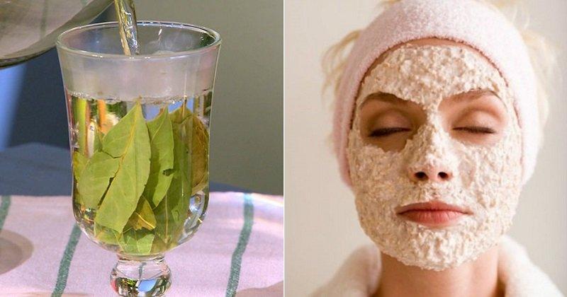 польза лаврового листа для кожи