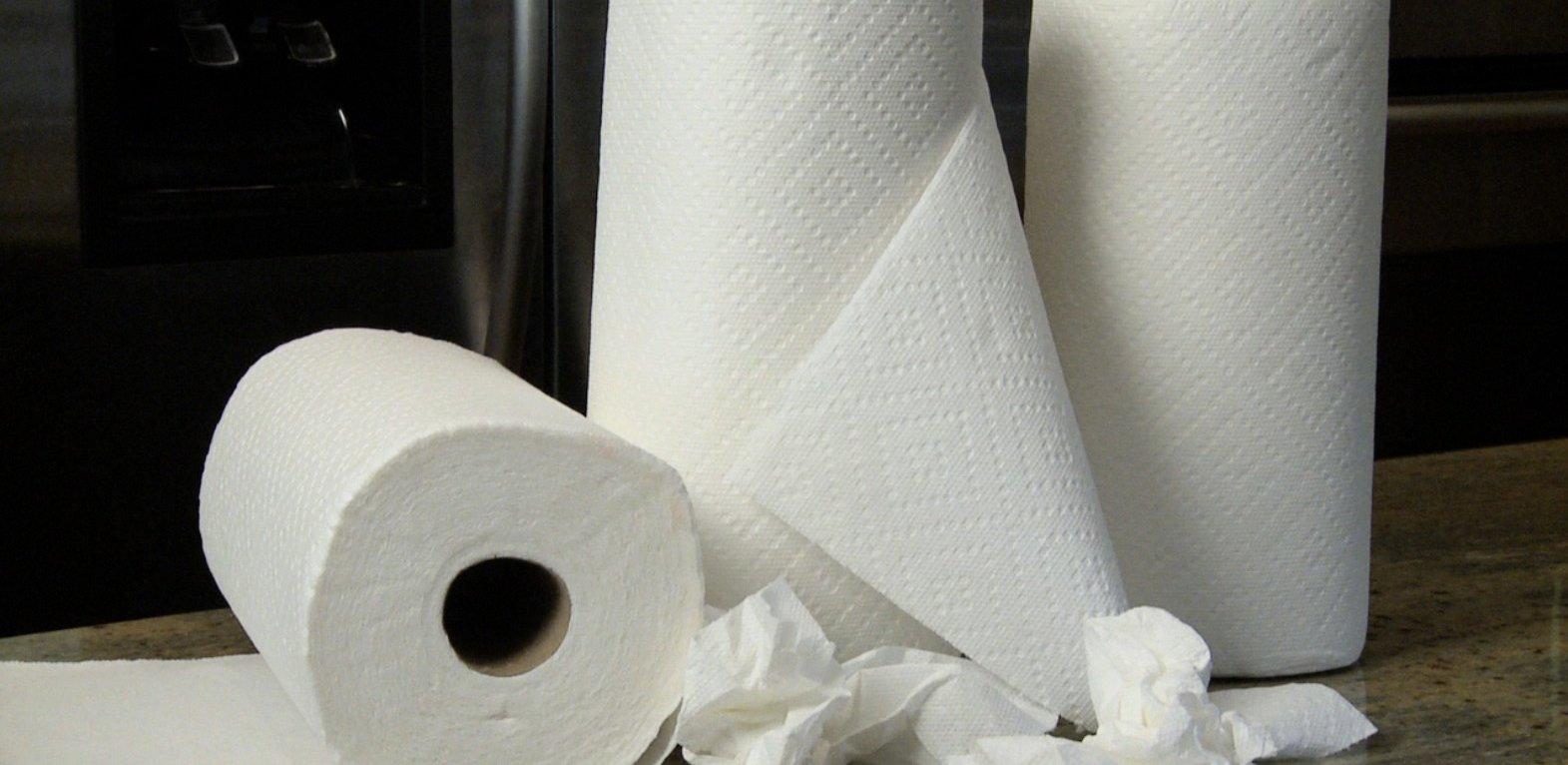 лайфхаки с бумажными полотенцами