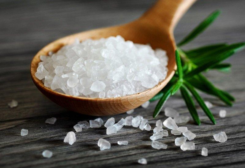 лайфхаки с солью