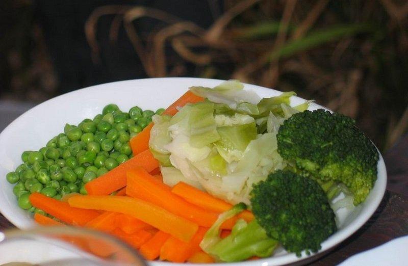 питание после голодания