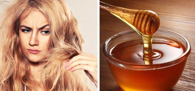 лечение волос в домашних условиях, для сухих и поврежденных волос
