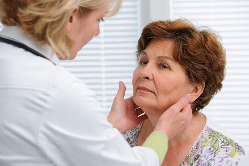 заболевания щитовидной железы и лечение