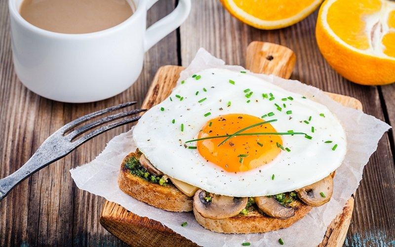как приготовить легкий завтрак