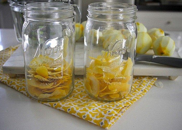 лимонная цедра для суставов рецепт