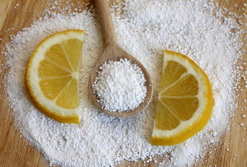 лимонная кислота в заготовках