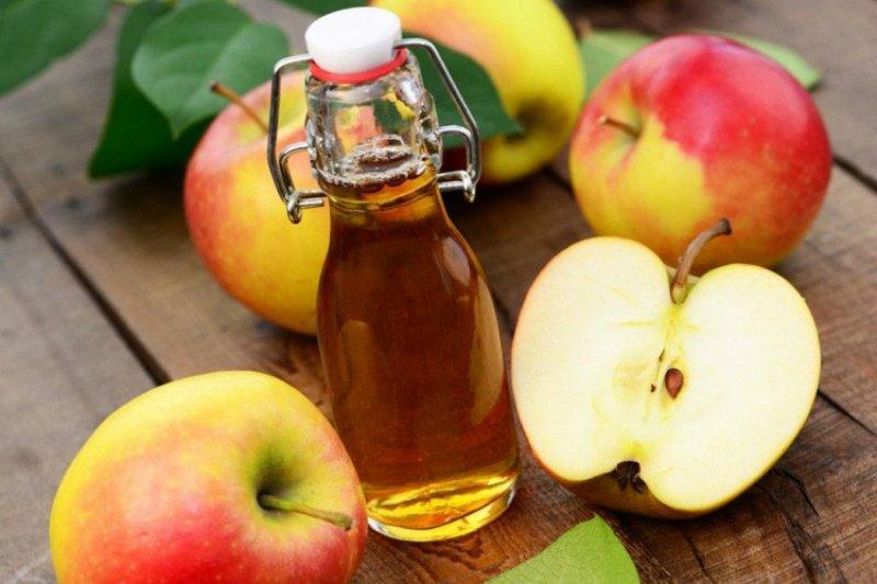 яблочный уксус в заготовках