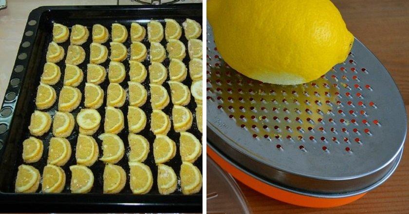 лимонный детокс