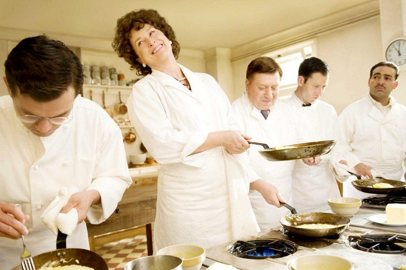 женщина шеф повар