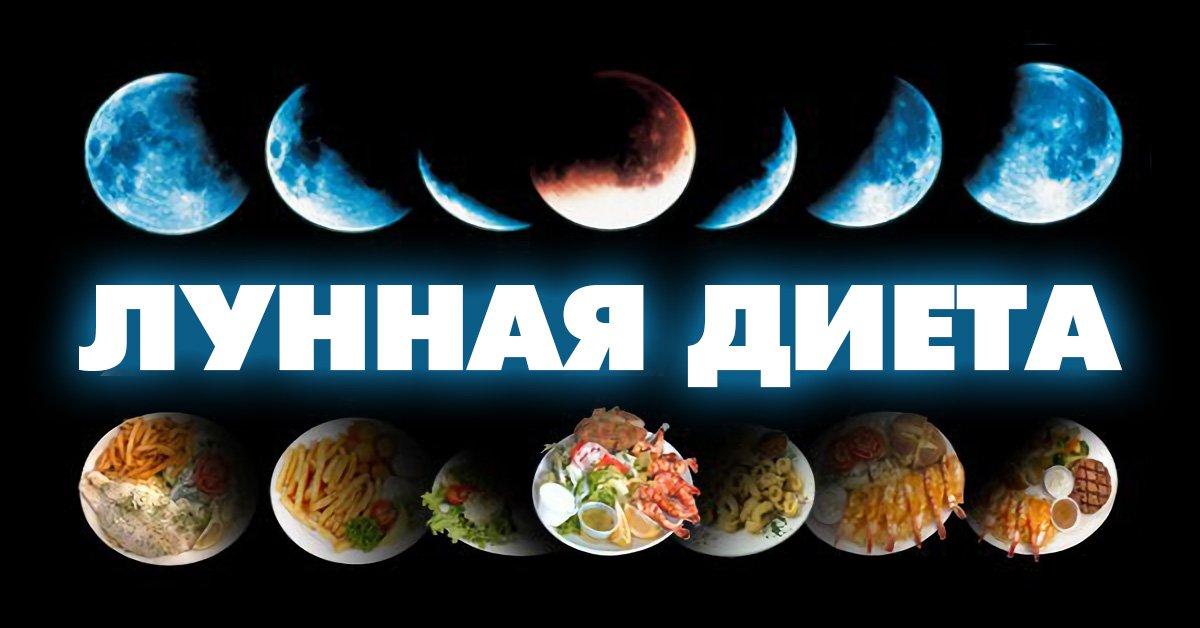 фаза луны и похудение