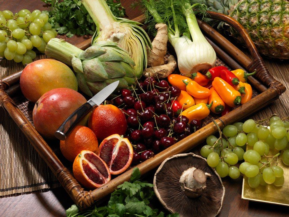 Красивые картинки с фруктами и овощами