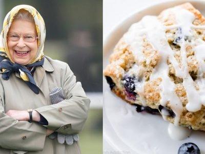 Любимые десерты Елизаветы Второй