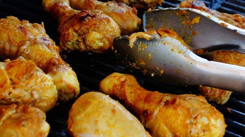 маринад для курки в духовці