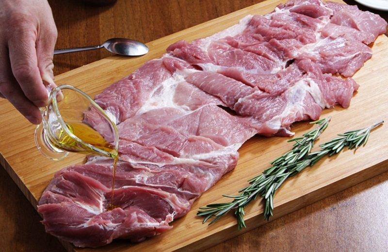 маринад для свинины