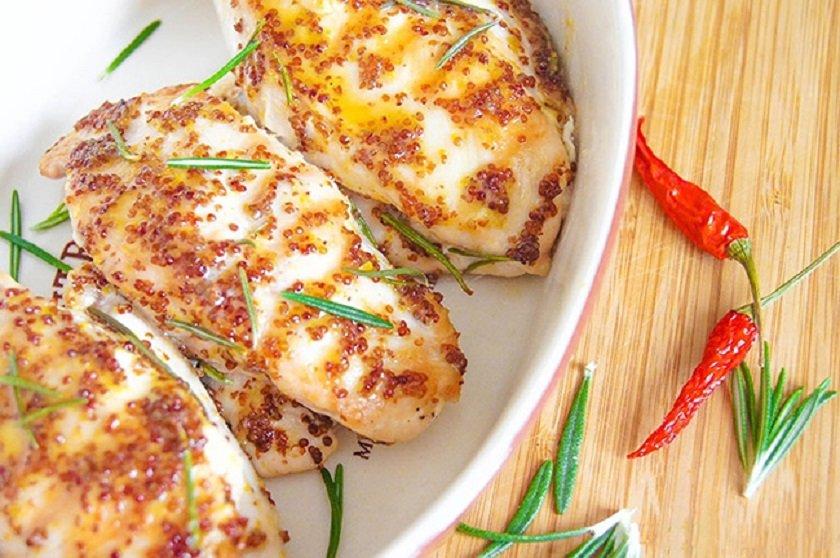 медовый маринад для курицы