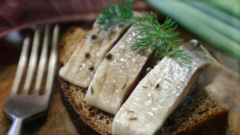 вкусные маринады для рыбы