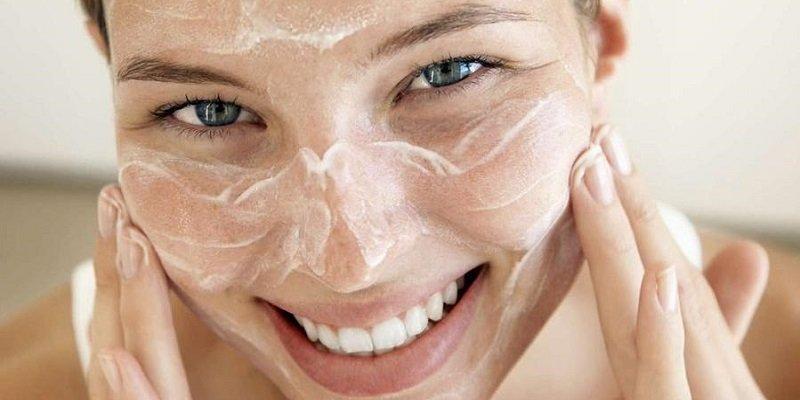домашняя маска для лица