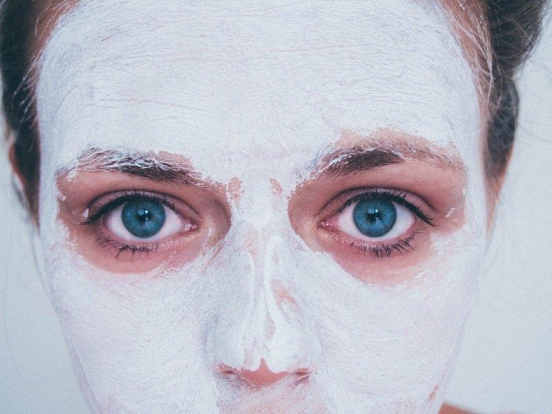 алергія на маску