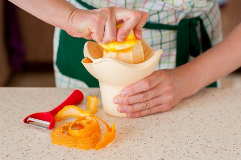 як використовувати апельсиновий сік