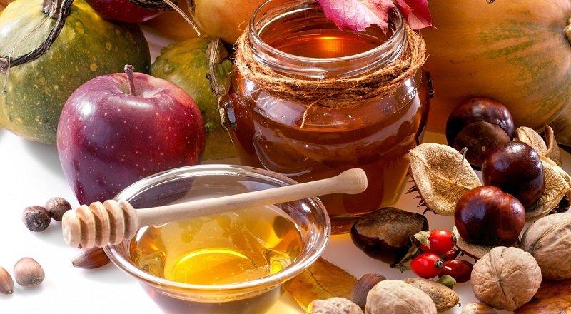 яблоки и мёд косметология