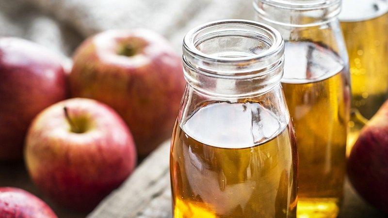 яблочный пилинг фото