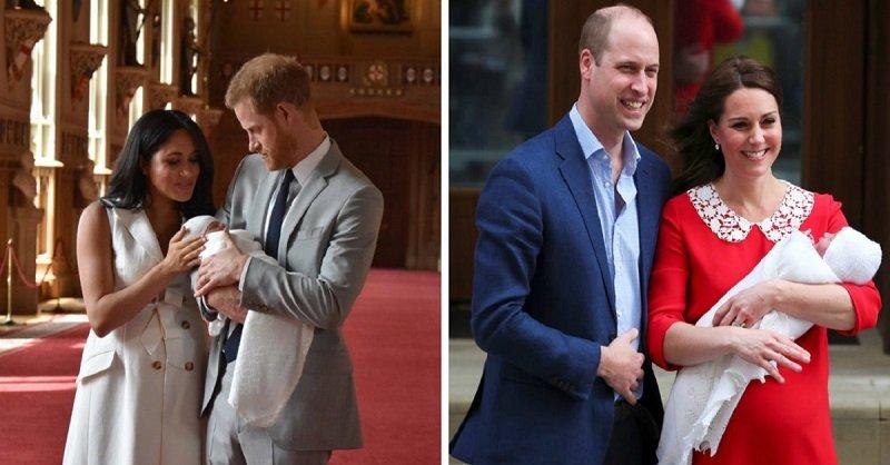 члены королевской семьи