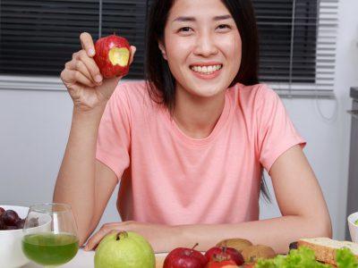 Меню японской диеты на 14 дней