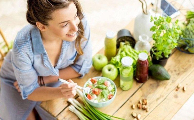 вегетарианка изображение