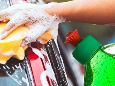 Моющее средство для посуды: что нельзя мыть