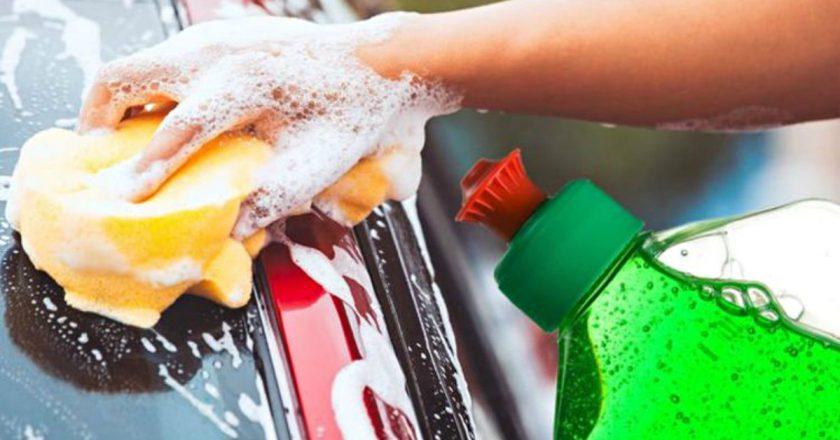 как использовать моющее средство