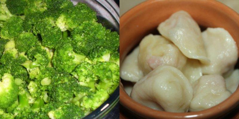 вегетарианский начинки для пельменей