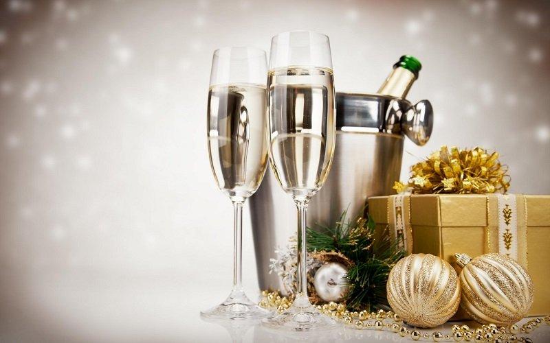 напитки для новогодней ночи