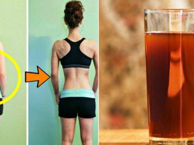 Напиток для похудения с имбирем