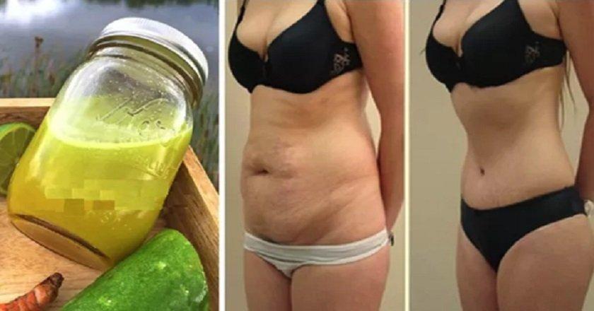 Как чтобы похудел внутренний жир