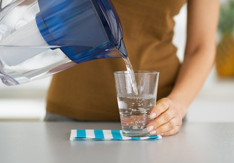 dieta na wodzie mineralnej