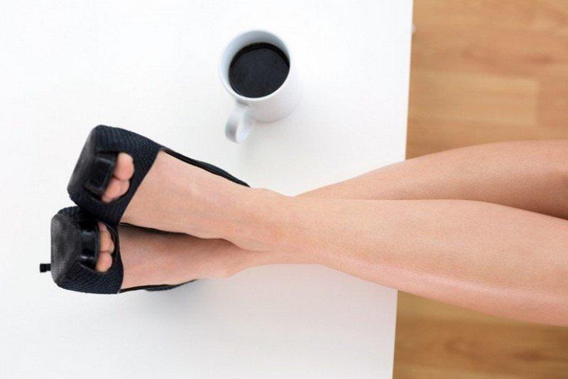 Народные средства против отеков ног