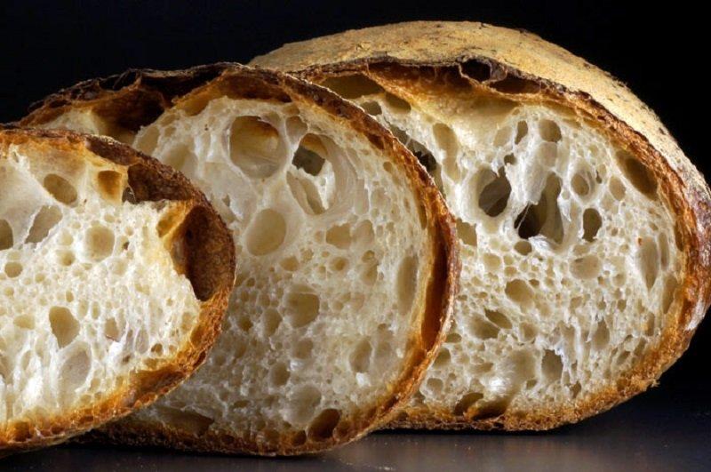 настоящий хлеб