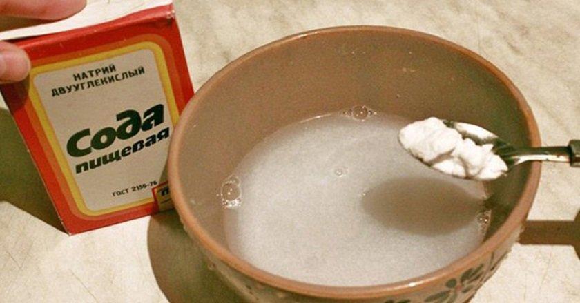 натуральное средство для мытья посуды
