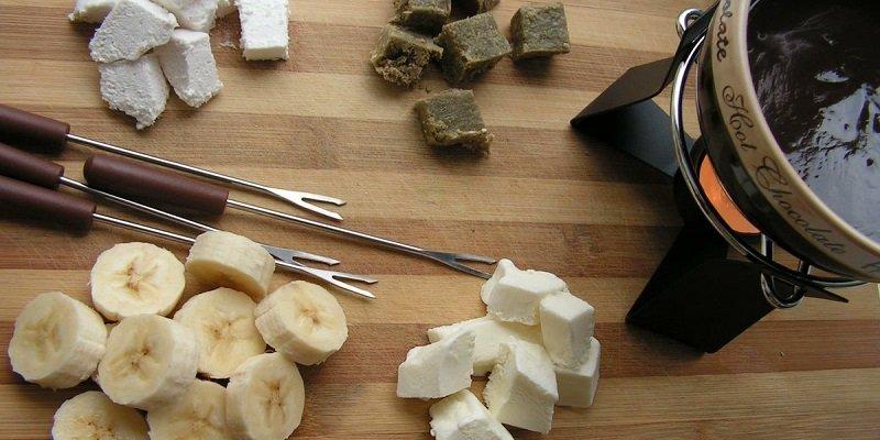фондю с сыром