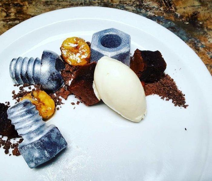 Необычные десерты