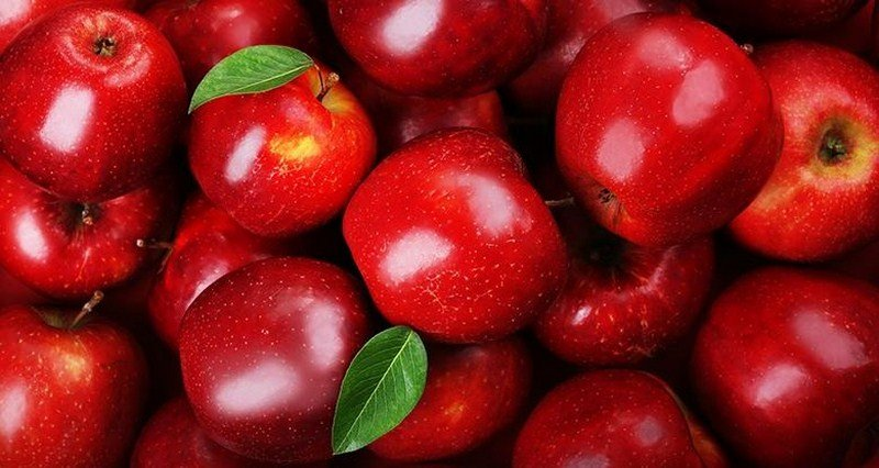 Несладкие блюда из яблок