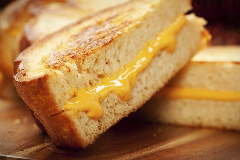 хлеб с сыром