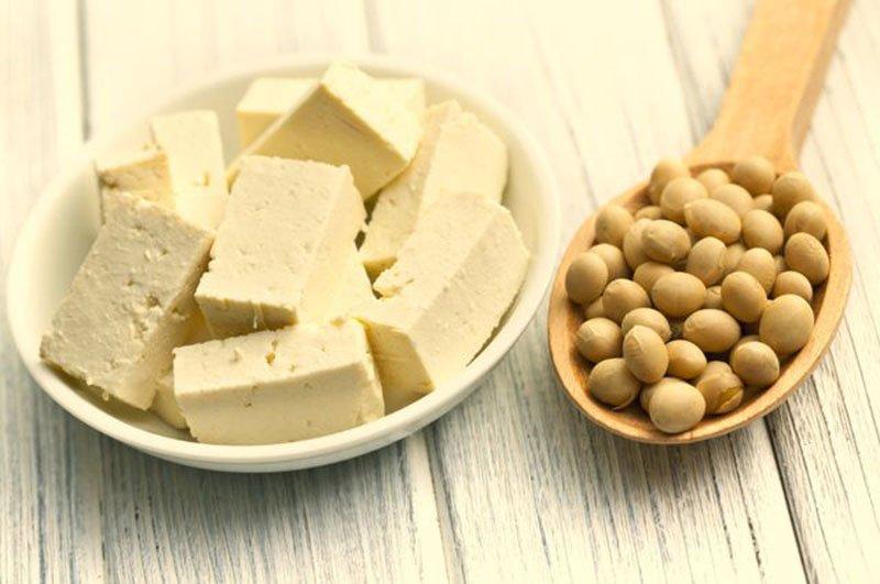 бобовые и сыр