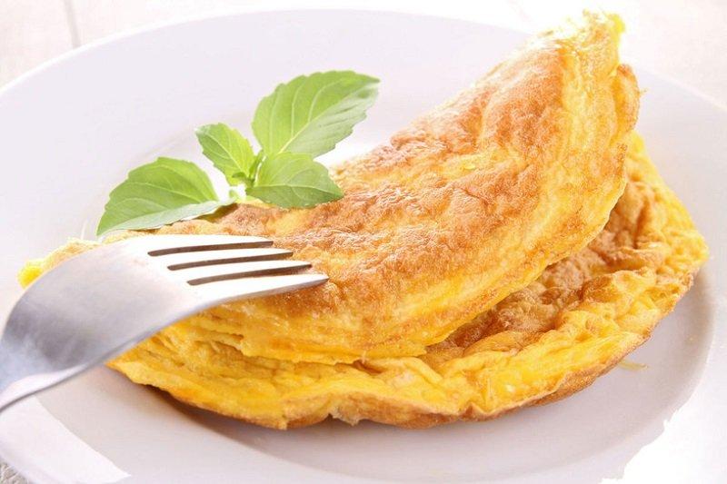 Самый низкокалорийный завтрак рецепты и содержание ккал