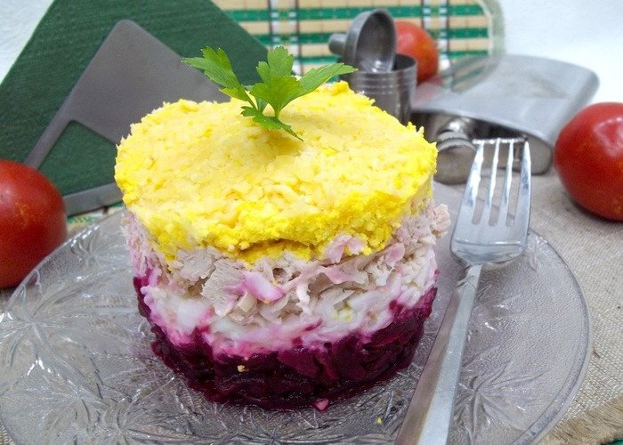 декор для салатов