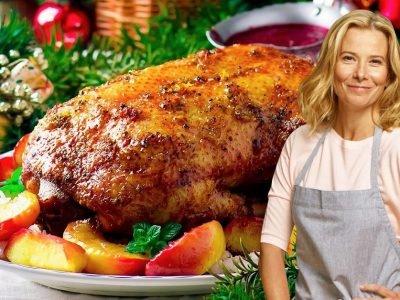 Новогодние рецепты Юлии Высоцкой