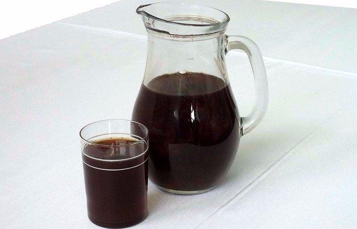 средство для чистки желудка и печени